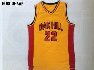 Basketball Jersey High School Size S-XXL Carmelo Anthony 22 Oak Hill 5fd1b22a0