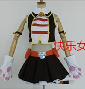 My Hero Academia Yawara Chatora Tiger Cosplay Costume Aliexpress
