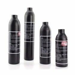 PCP Пейнтбол ВВС гПа цилиндр M18x1.5 0.22L 0.3L 0.35L 0.45L воздуха бутылку Алюминий сплав сосуд высокого давления 300bar 4500psi