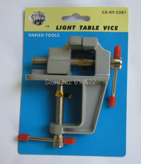 mini table vise for home use open mouth is 35mm at good price and fast delivery
