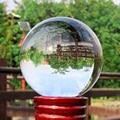 Ultra Claro de Acrílico de la Bola de Cristal 100 MM Contacto Malabares ilusión juguetes magie Trucos de Magia para el mago Profesional Accesorios