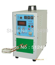 2014 35KVA drill welding induction heating machine with melt capacity 20kg gold/silver