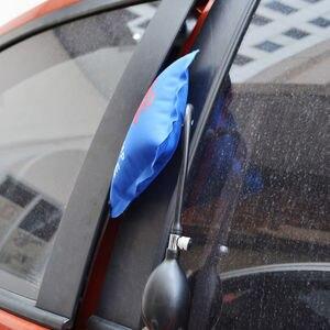 Image 4 - 50 sztuk PDR airbag pump wedge narzędzia do otwierania samochodu do zamka drzwi samochodu poduszki pompy klin klin powietrzny do użytku w samochodzie blokada narzędzia do otwierania