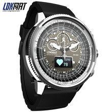 Новый LOKMAT Спорт Смарт часы Bluetooth водостойкий шагомер SMS напоминание цифровые smartwatch для мужчин для ios телефона Android