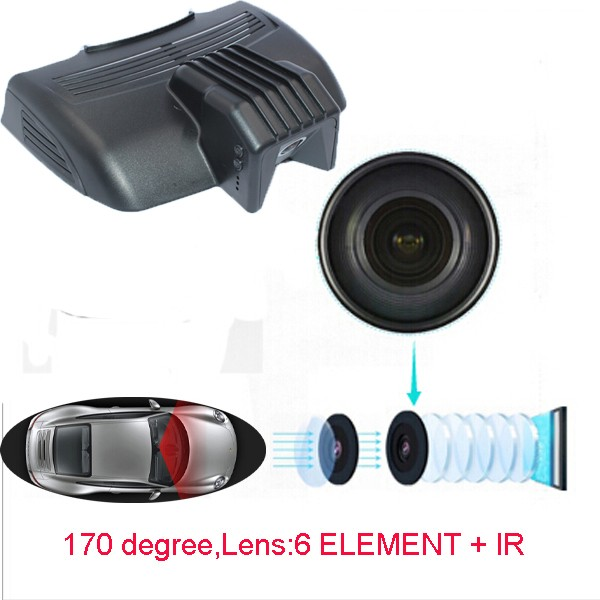 mercedes benz car dvr 7
