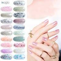Inagla 8ml Brilhante Glitter Bling Pérola Pintura Verniz Gel Nail Art Embeber off LED UV Gel Verniz de Unhas de Gel manicure polonês Verniz