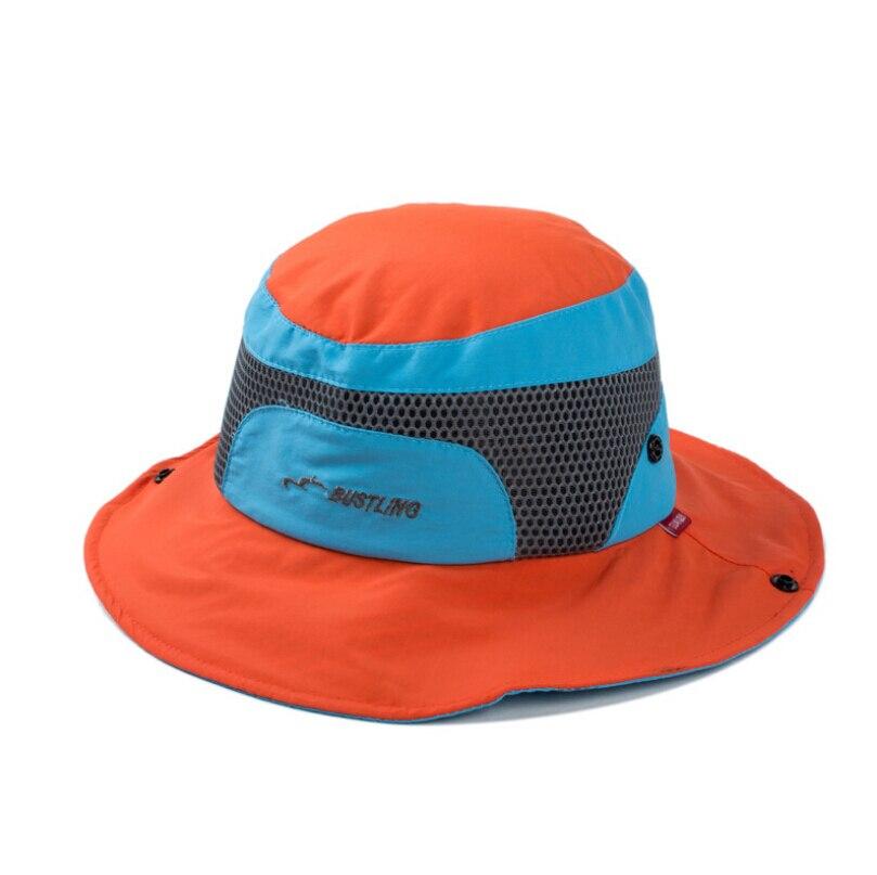 2015 New Novelty Mesh Summer Bucket Hats For Men Beach Bucket Hats Outdoor  Sport Round Fishing Hats Sun Caps For Adult DFM-306 8e80c3f1d9c