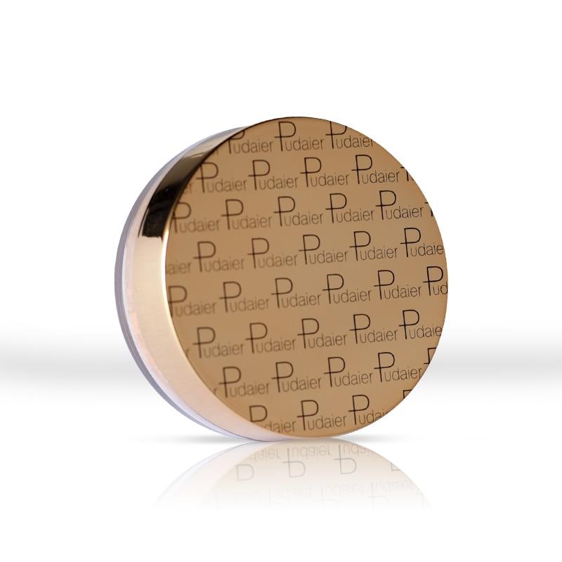 Pudaier Crystal Bronzing Powder Face Contour Loose Cosmetics Concealer Bronzer Highlighter Whitening Skin Finish 8PCS/SET
