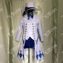 FREE shipping font b Anime b font unlight Noichrome font b Cosplay b font Costume for