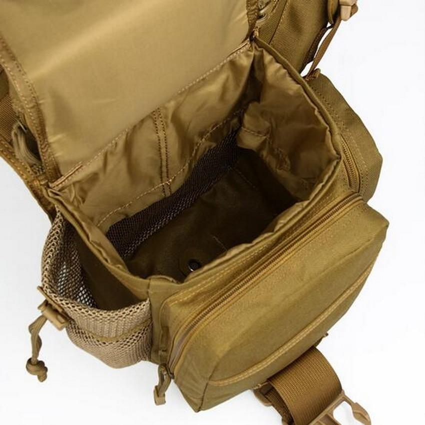 Color Impermeabile Tela Materiale Tempo Alpinismo Messenger Borsa Libero Tattico Outdoor altri Black Militare Di Sacchetto Color Color Sella Bag green Cotone gray Da wI1t04