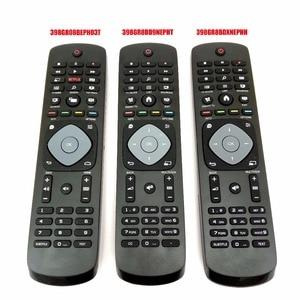 Image 1 - Новый оригинальный для PHILIPS HD светодиодный ТВ дистанционный пульт 398GR08BEPH03T 398GR8BD9NEPHT 398GR8BDXNEPHH Fernbedienung