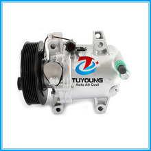 CR-14 Car AC Compressor for Nissan Navarra / King Cab 92600-EB400 A42011A0702003 YD25DDTI 135mm 7pk