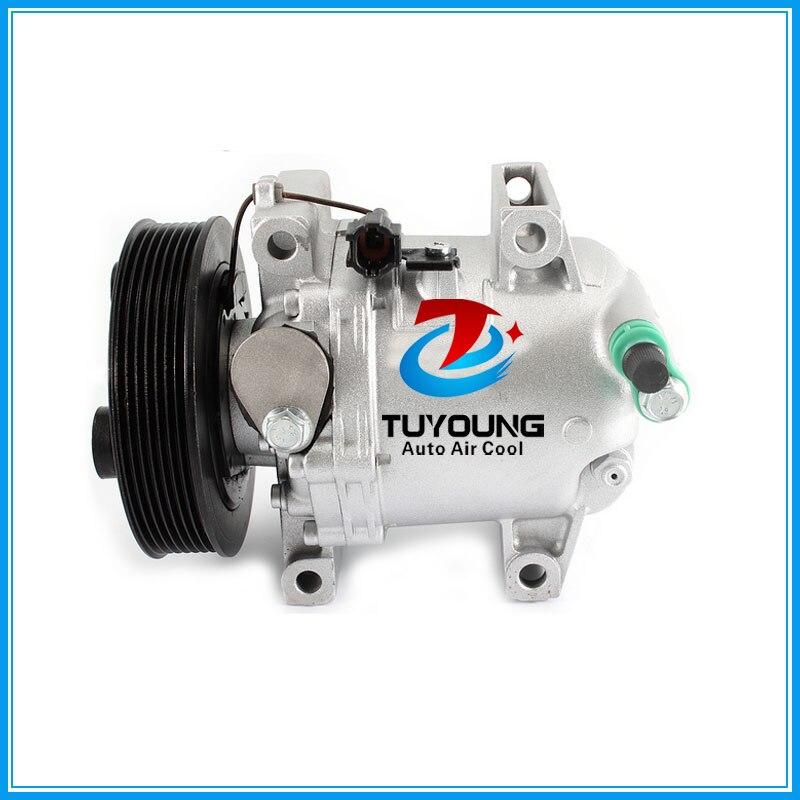 CR-14 Car AC Compressor for Nissan Navarra / King Cab 92600-EB400 A42011A0702003 YD25DDTI 135mm 7pk