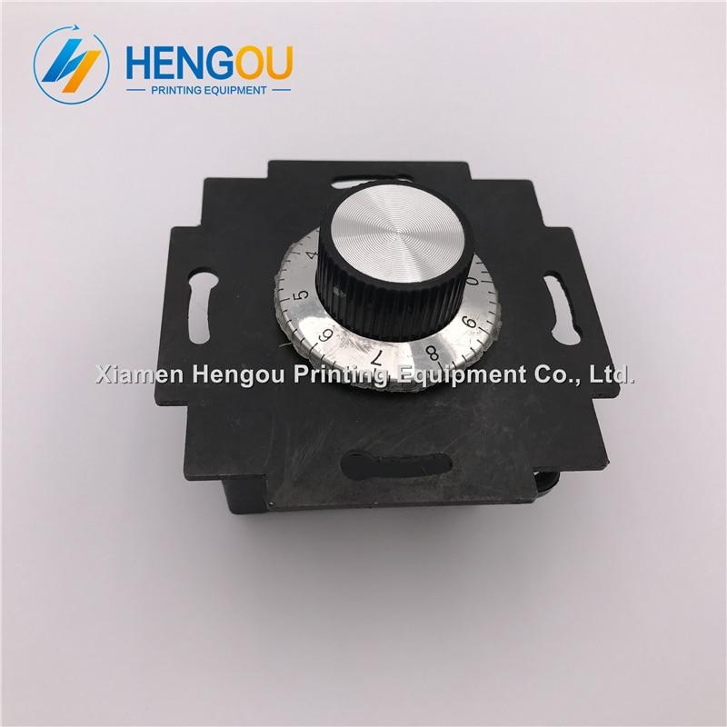 5 PCS Hengoucn printer parts SM102 CD102 speed control 00.780.13265 PCS Hengoucn printer parts SM102 CD102 speed control 00.780.1326