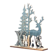 Buy Wooden Christmas Sleigh And Get Free Shipping On Aliexpresscom
