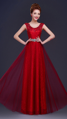 f5a7ae65916cc hot pink fuchsia long sexy gown party evening elegant wine lace plus size  womens formal eveing dresses 2018 dress blue W2869