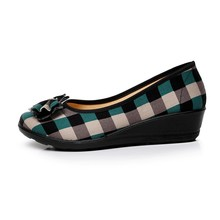 Butterfly-knot shoes sweet flat casual comfortable
