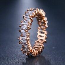 Jewelry Luxury Charm Wedding Ring Fashion Party Jewelry