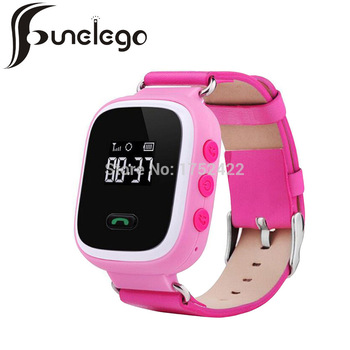 Funelego New Kid Smart Watches With SIM SOS Cartoon Children GPS Call Location Track Record Wristwatch Child Smart Baby Watch