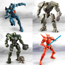 New Pacific Rim 2 Saber Athena Gipsy Avenger Titan Iron wrist Phoenix Robot Movable joints Action figure model Toy 7 In Box цена