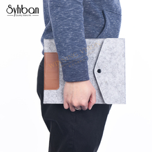 SYHBAN 2018 Woolen Felt Sleeve Bag Case Tablet Cover For Apple iPad Pro 9.7Sleeve Pouch Laptop Anti-scratch Shockproof