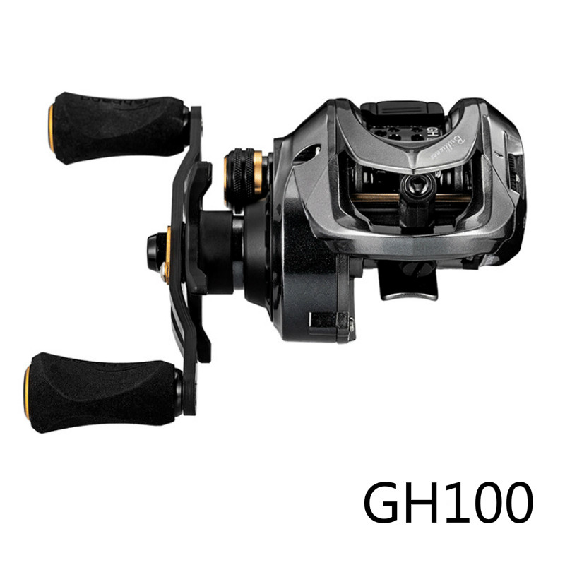 Image 5 - Fishband GH100 Reel Micro material Water Drop Wheel Carbon Ultra light Throwing Dynamic Magnetic Brake Anti explosion Line Reel-in Fishing Reels from Sports & Entertainment