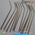 Free shipping curved needles for hair/hair weaving needles/weave machine sewing needle J type