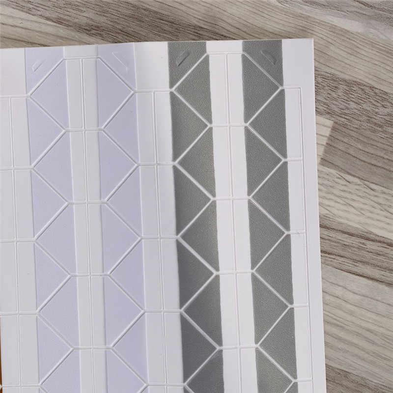 1Sets Of 102pcs DIY Colorful Corner Scrapbook Paper Photo Albums Frame Picture Decoration PVC Stickers Mini Film Home Decor