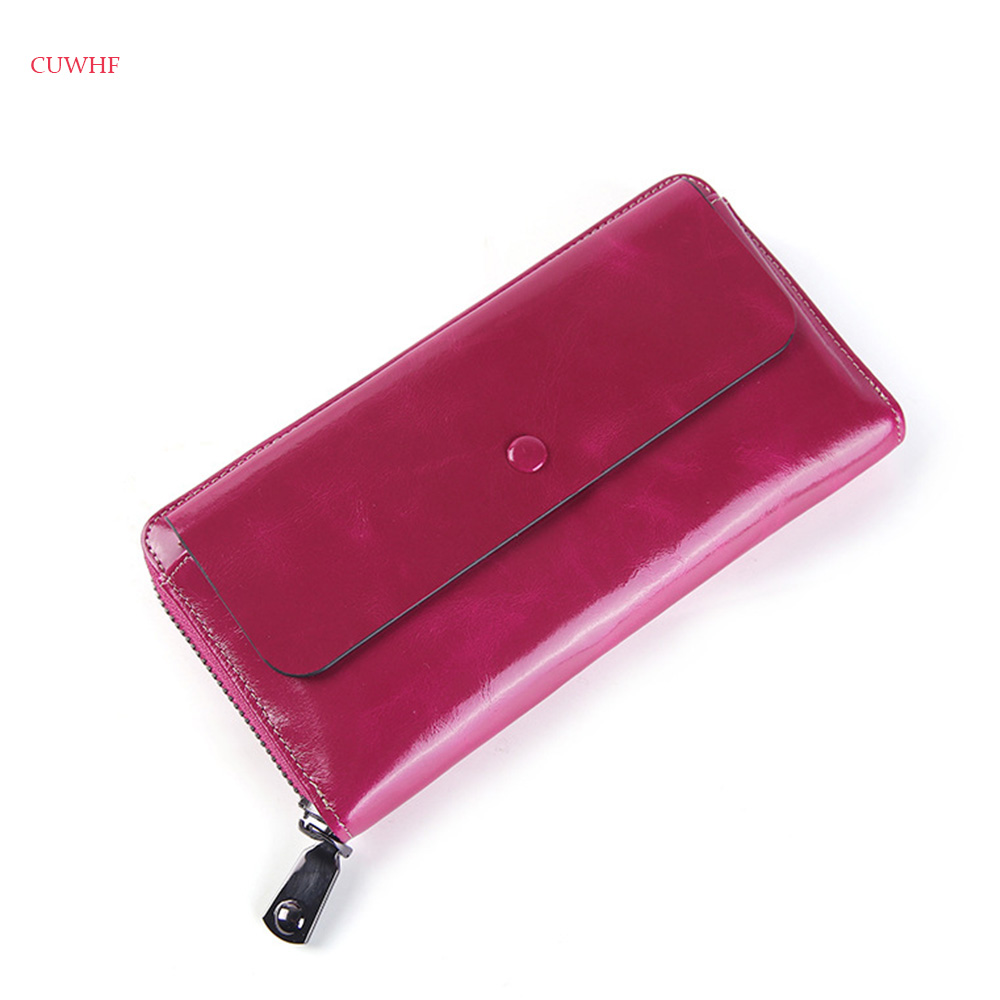 New Fashion High capacity Genuine Leather Women Wallets Lady Purse Long Wallet Elegant Female Women Clutch With Card Holder vogue star genuine leather wallet women lady long wallets women purse female 6 colors women wallet card holder day clutch lb225