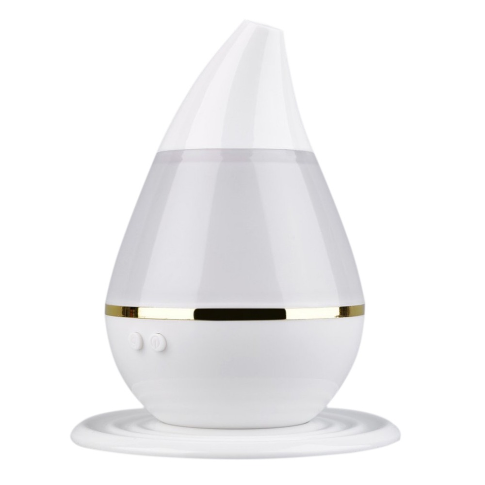 250ML Mini Ultrasonic Humidifier USB Essential Oil Diffuser Air Purifier LED Aroma Atomizer Moisturizing Mist Maker Fogger DC 5V 5v led lighting usb mini air humidifier 250ml bottle included air diffuser purifier atomizer for desktop car