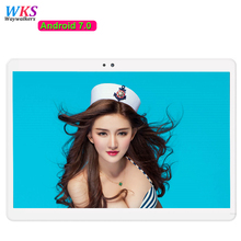 DHL free shipping 10.1 inch tablet pc Android 7.0 Octa 8 core 4GB RAM 64GB ROM Bluetooth 1920*1200 IPS Kids Gift MID Tablets 10