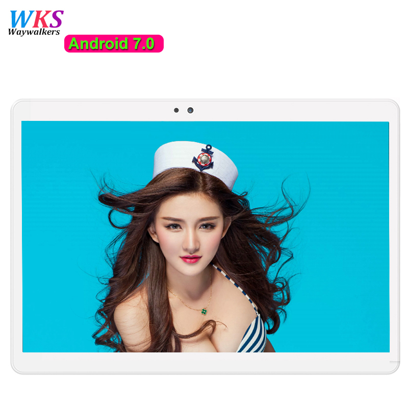 DHL free shipping 10 1 inch tablet pc Android 7 0 Octa 8 core 4GB RAM