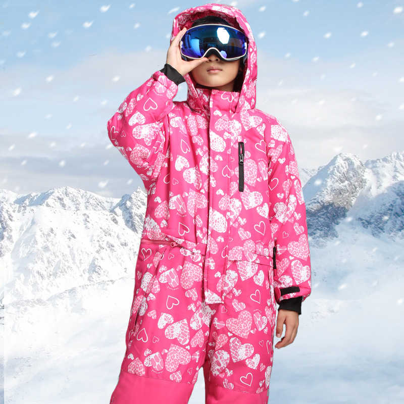 2018 Детская куртка для катания на лыжах, ветроустойчивый сноуборд, лыжные костюмы для девочек и мальчиков, походная верхняя одежда, пальто