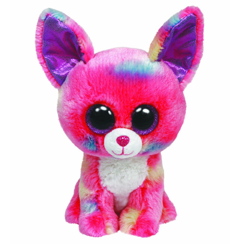Pyoopeo Ty Beanie Boos 10 Quot 25cm Cancun The Pink Chihuahua