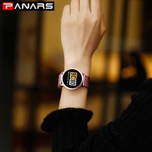 PANARS Smart Watch Women Andro
