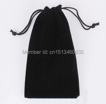 100pcs/lot CBRL velvet drawstring jewerly bag/pouch for cosmetic/gadget,Size can be customized,Various colors,wholesale
