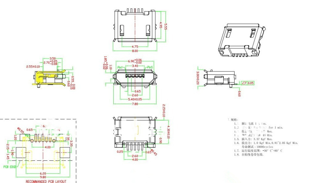 Magnificent Wireing A Usb B Images - Electrical and Wiring Diagram ...
