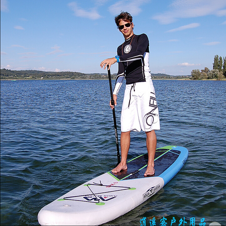 Inflatable Surfing Board Surf Stand Up