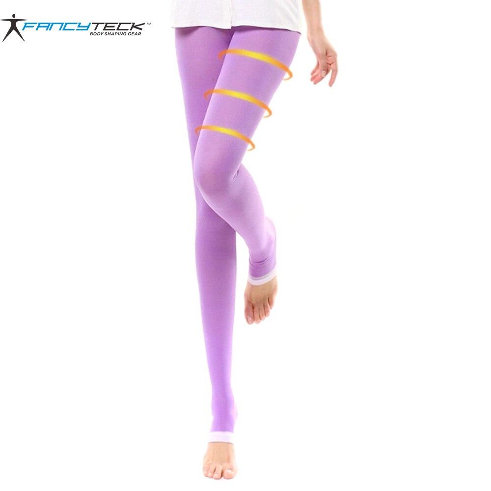 480D Varicose Veins Compression Stockings Slimming Leg Pantyhose Anti Varicose Fat Burning Women Stockings Sleeping
