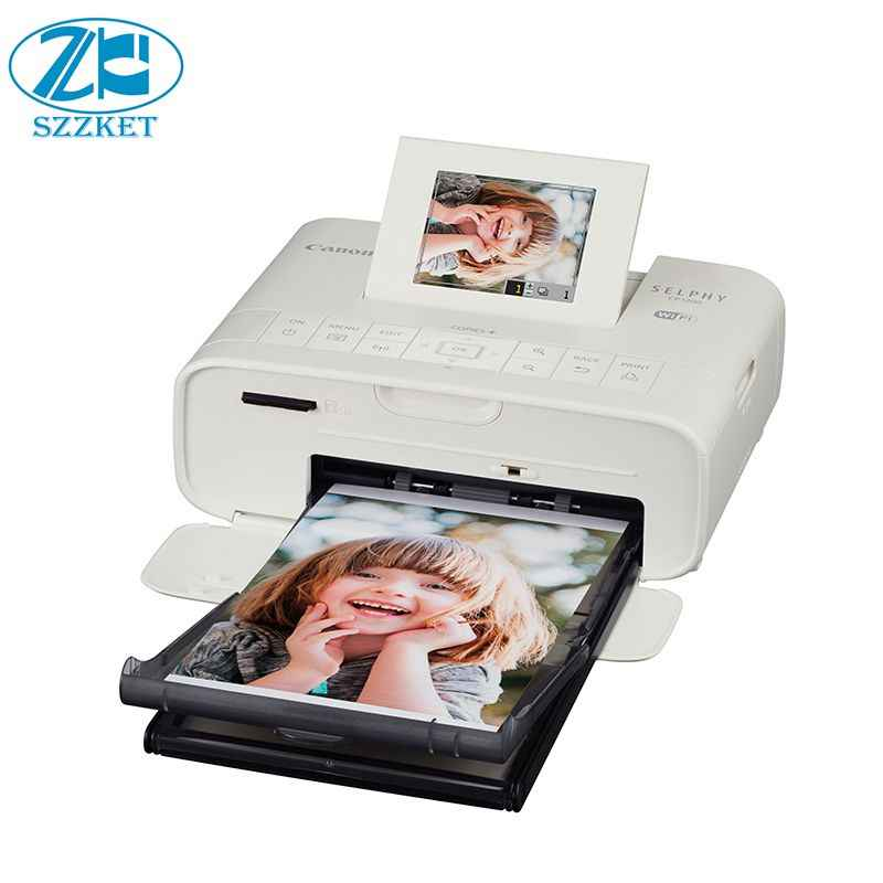 Photo Printer Mobile Phone wifi Home Wireless Mini Photo Printer Wash Photo Machine CP1300 HD photo printer, home mini printer