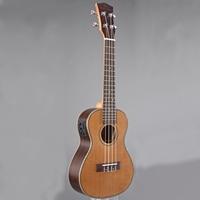 27 дюймов 18 Лады деревянный Электрогитары Музыкальные инструменты Гавайские гитары укулеле Гитары 4 Strings Ukelele Гитары ra палисандр ut 63eq