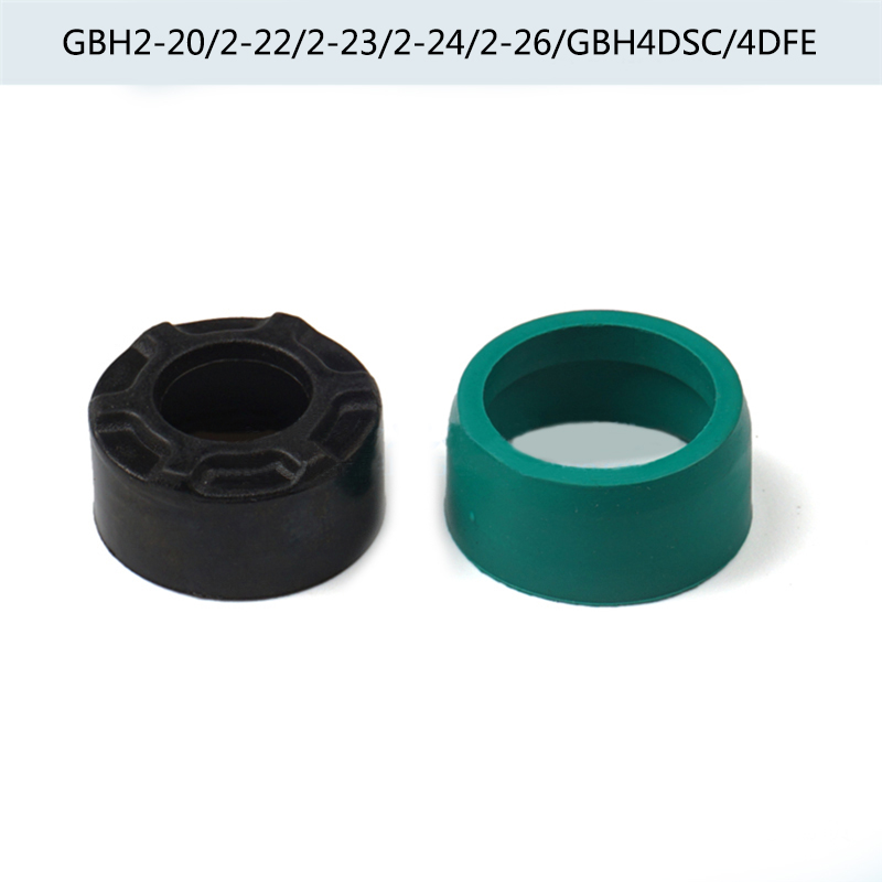 Electric hammer drill rear <font><b>bearing</b></font> 607 rubber sleeve for Bosch GBH2-20/GBH2-<font><b>22</b></font>/GBH2-23/GBH2-24/GBH2-26/GBH2-<font><b>28</b></font>/GBH4DSC/4DFE etc image