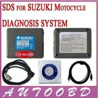 2017 новейшие автоматические диагностические SDS для мотоцикл suzuki диагностики Системы для SUZUZKI ремонт мотоциклов сканер инструмент DHL Беспл