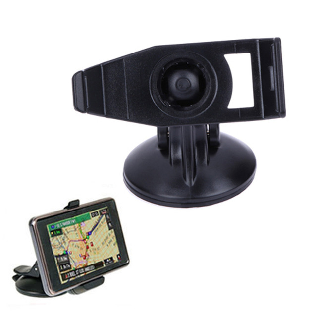 Universal Car Phone Holder 360 Degree Rotation Suction Cup GPS Mobile Phone Holder For Garmin Nuvi Mount Holder Stand