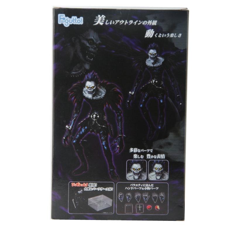 Anime Death Note Action Figures Ryuuku Toy No. 009 Model Ryuk 20cm
