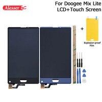 Alesser Для Doogee Mix Lite ЖК-дисплей и сенсорный экран 5,2 дюймов + Инструменты + пленка Для Doogee Mix Lite аксессуары для мобильных телефонов