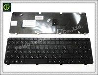 Original Russian Letter Keyboard For HP Compaq CQ72 G72 Black Laptop Keyboard