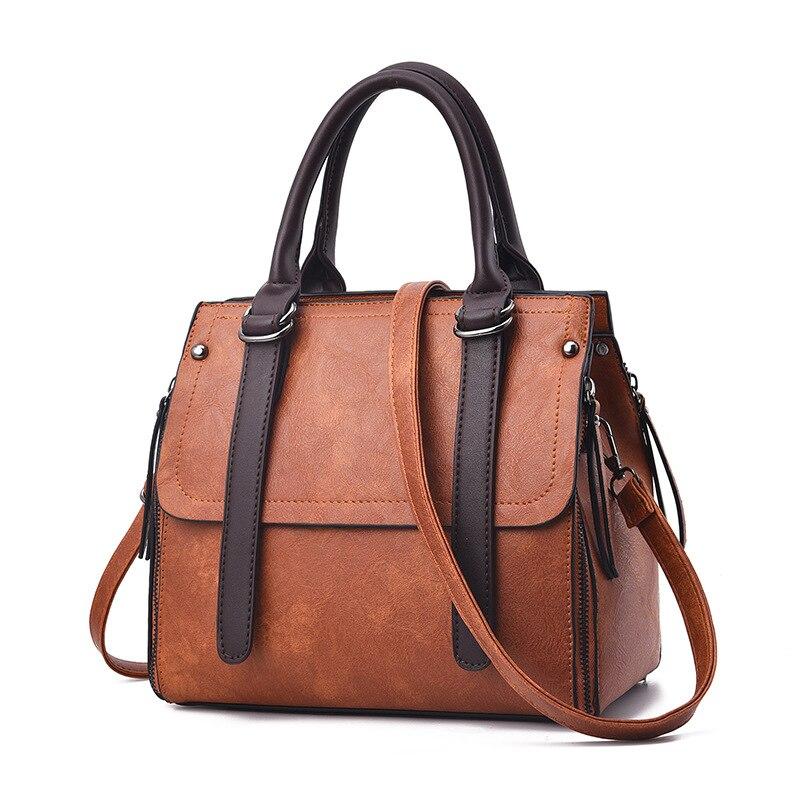 New Handbag Women Handbag Women's Shoulder Bags Luxury Designer Brand Female Crossbody Messenger Bags High Quality Lady's Bags