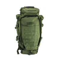 High Quality Military USMC Army Tactical Molle Hiking Hunting Camping Rifle Backpack Bag Climbing Bags Free