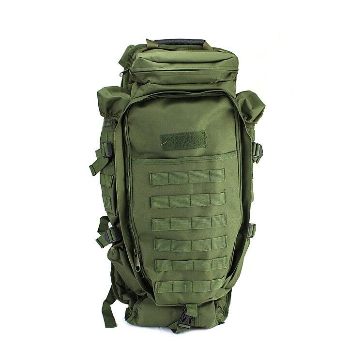 Prix pour Militaire Armée USMC Tactique Molle Randonnée Chasse Camping sac à dos Fusil Sac À Dos Escalade Sacs sports de plein air Voyage sac